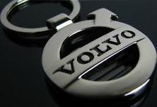 Volvo kulcstartó