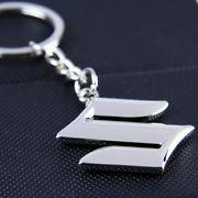 Suzuki S kulcstartó