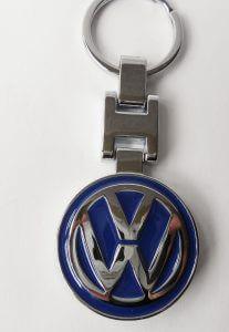 VW Volkswagen kulcstartó kék