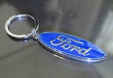 Ford kulcstartó ovális