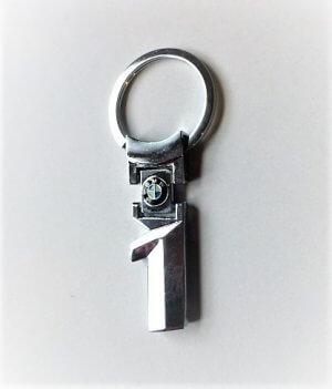 BMW 1 kulcstartó