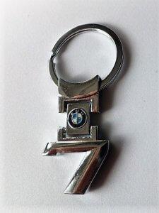 BMW 7 kulcstartó