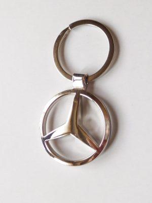 Mercedes kulcstartó