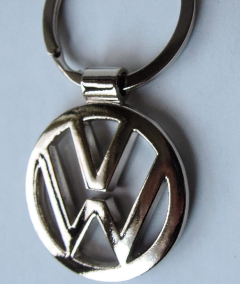 VW Volkswagen kulcstartó