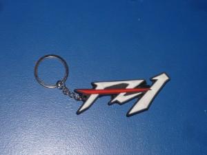 Yamaha R 1 kulcstartó
