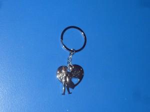 Szerelem kulcstartó