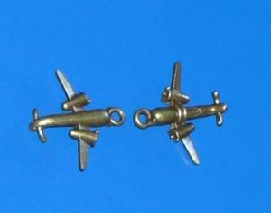 Repülő mini bronz színben