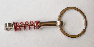állítható futómű kulcstartó