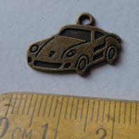 Porsche medál kulcstartó