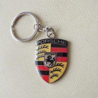 Porsche kulcstartó gravírozható