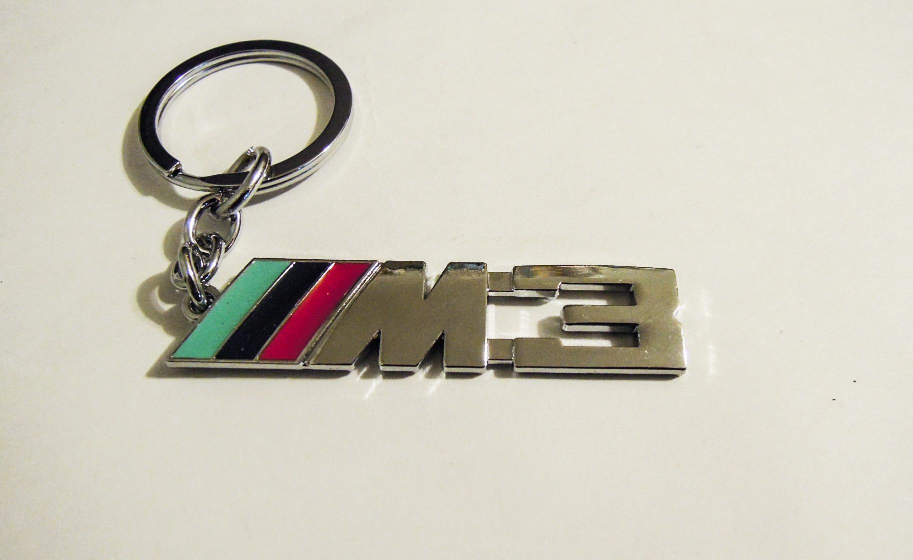 BMW M 3 kulcstartó