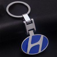 Hyundai kulcstartó kék