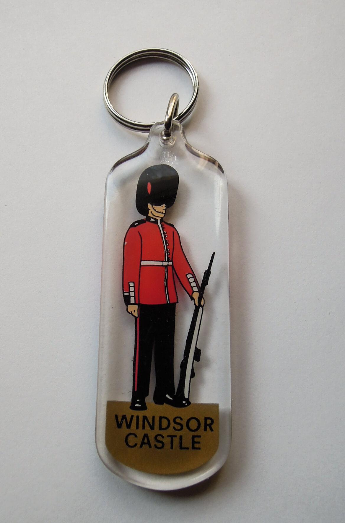 Windsor Castle kulcstartó