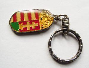 Magyar címer kulcstartó
