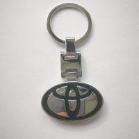Toyota kulcstartó fekete