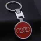 Audi kulcstartó piros kétoldalas