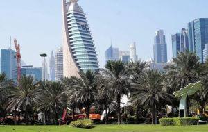 ingatlanbefektetés Dubaj