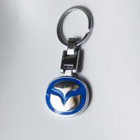 Mazda kulcstartó kék 2