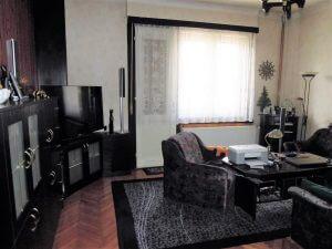 eladó 3.5 szobás lakás-Pasarét Bp.II