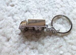 Teherautó kamion kulcstartó