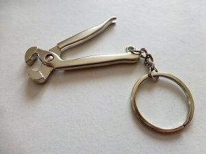 Fogó kulcstartó