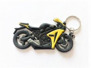 Honda CBR motor kulcstartó
